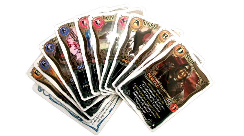 shadow hunters all cards