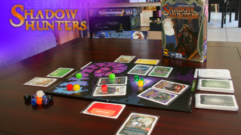 Shadow Hunters jeu de société